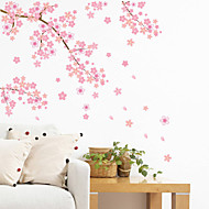 Botanisch / Cartoon / Romantiek / Mode / Bloemen / Feest / Landschap / Vormen / Transport / Fantasie Wall Stickers Vliegtuig Muurstickers