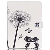 olcso iPad tokok-gyermek pitypang Folio bőr állvány fedelét tok állvány iPad Air 2