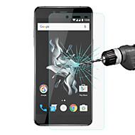 お買い得  スクリーンプロテクター-スクリーンプロテクター OnePlus のために One Plus X 強化ガラス 1枚 液晶保護シート ハイディフィニション(HD)