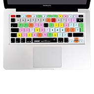 halpa -xskn lopullinen leikkaus pro 7 silikoni kannettavan tietokoneen näppäimistön kansi iho MacBook Air 13 tuumaa, MacBook Pro 13 15 17 tuumaa,