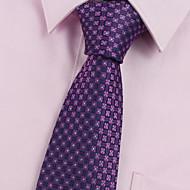 cheap -Men's Party / Work / Basic Necktie Print