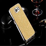 halpa Galaxy S7 Edge kotelot / kuoret-ohut kovaa muovia pinnoitus bling kiiltävä glitter kansi kotelo Samsung S6 / S7 / S6 reuna / S7 reuna / S6 reuna + / S7 reuna +