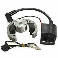 Недорогие Запчасти для мотоциклов и квадроциклов-статора ротор комплект Маховик катушки зажигания соответствуют ktm50 Sx старший младший мини-приключение