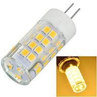 G4 Luci LED Bi-pin Modifica per attacco al soffitto 51 leds SMD 2835 Decorativo Bianco caldo Luce fredda 500-600lm 3500/6500K AC 220-240V