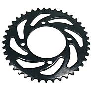 Недорогие Запчасти для мотоциклов и квадроциклов-76мм 420-41t грязи яму велосипед задний цепное 50-150cc KLX SSR CRF