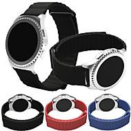 Недорогие Часы для Samsung-Ремешок для часов для Gear S2 Classic Samsung Galaxy Кожаный ремешок Натуральная кожа Повязка на запястье