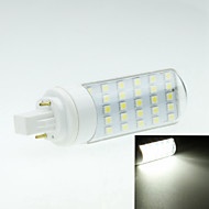 4W G24 2-pins LED-lampen Roteerbaar 30 leds SMD 5050 Decoratief Warm wit Koel wit 250-300lm 2800-3200 6000-6500K AC 85-265V