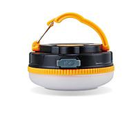 preiswerte Taschenlampen-1 Laternen & Zeltlichter LED 180 lm 1 Modus LED Wiederaufladbar Wasserfest Camping / Wandern / Erkundungen