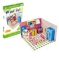 cheap Classic Toys-Puzzle Paper for Kids Above 3  Puzzle Toy