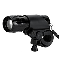 cheap Flashlights, Lanterns & Lights-LS1798 LED Flashlights / Torch LED 500 lm 3 Mode LED Adjustable Focus Impact Resistant Waterproof High Power Super Light Small Size