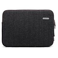 """wasserdichtes Gewebe Laptop-Hülle Tasche stoßabsorbierenden Fall für 11 """"12"""" 13 """"macbook Samsung Thinkpad Oberfläche hp dell"""