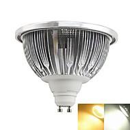 お買い得  LED スポットライト-SENCART 1000lm GU10 / G53 / E26 / E27 LEDフラッドライト AR111 1 LEDビーズ COB 装飾用 温白色 / クールホワイト 85-265V / 1個 / RoHs / CE
