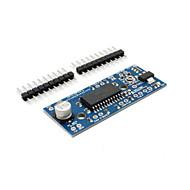Arduinoのためのeasydriver V4.4のステッピングモータドライバボード(公式のArduinoボードで動作します)