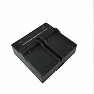 El14 eu cameră digitală baterie încărcător dublă pentru nikon d3200 d3300 d5100 d5200 d5300 d5500