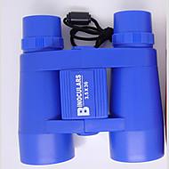 preiswerte Ferngläser-3.5 X 36 mm Fernglas Rot / Blau