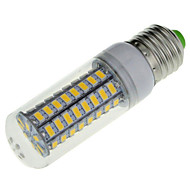 YWXLight® 7W E14 E26/E27 LED Corn Lights 72 SMD 5730 600 lm Warm White Cold White Decorative AC 220-240 V 1pc