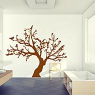 povoljno -Botanički / Romantika / Mrtva priroda / Oblici Zid Naljepnice Zidne naljepnice,vinyl 57*95cm