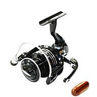 Spinning Reel / รอกตกปลา Orsók 4.7:1 13 Golyós csapágy Jobbkezes / Balkezes / cserélhetőTengeri halászat / Csalidobó / Léki horgászat /