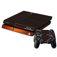 tanie PS4: akcesoria-Torby, futerały i skórki-PS4-PS4-B-skin-PS4-USB-PVC- (Nowość)
