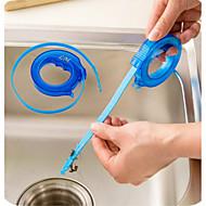 skálázható csatorna haj tiszta eszköz tisztításához mosogató gyűjteni horog a WC úszódaru szerszámok