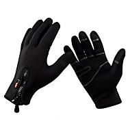 Handschoenen Activiteit/Sport Handschoenen Dames Heren Hond & Kat Fietshandschoenen Herfst Winter WielrenhandschoenenHoud Warm Winddicht