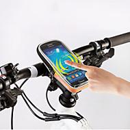 economico Ciclismo e bicicletta-ROSWHEEL Sacca da manubrio bici Bag Cell Phone 5.5 pollice Zip impermeabile Indossabile Antiumidità Resistente agli urti Schermo touch