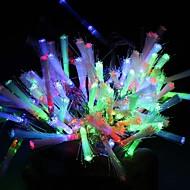 10m 100-geleide kleurrijk licht 8-standen LED Slinger lamp (220v)