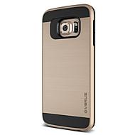 Недорогие Чехлы и кейсы для Galaxy Note-Кейс для Назначение SSamsung Galaxy Samsung Galaxy Note Защита от удара Кейс на заднюю панель Однотонный ПК для Note 5 / Note 4 / Note 3