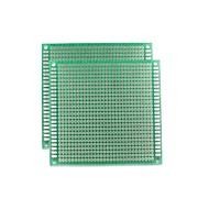 Universal Double-Sided PCB Board - Green (5 * 7cm)