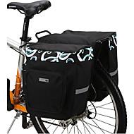 自転車用バッグ 30L自転車用リアバッグ/自転車用サイドバッグ 防水 耐久性 耐衝撃性の 自転車用バッグ メッシュ サイクリングバッグ