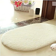 お買い得  浴室用小物-バスマット カジュアル コットン, 四角形 優れた品質 ラグ