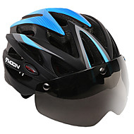 MOON 남여 공용 자전거 헬멧 25 통풍구 싸이클링 사이클링 산악 사이클링 도로 사이클링 레크리에이션 사이클링 이 외 하이킹 클라이밍 M : 55-58CM L : 58-61CM PC EPS 에바