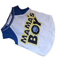 お買い得  -犬 Tシャツ 犬用ウェア 文字&番号 白 / 青 コットン コスチューム ペット用