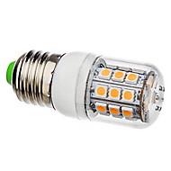 お買い得  LED コーン型電球-3.5W 250-300lm E14 / G9 / E26 / E27 LEDコーン型電球 T 30 LEDビーズ SMD 5050 温白色 / クールホワイト 220-240V / 110-130V