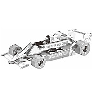 お買い得  おもちゃ & ホビーアクセサリー-3Dパズル ジグソーパズル メタルパズル 車載 DIY メタル レーシングカー ギフト