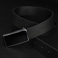 cheap -Men's Casual Waist Belt - Solid Colored