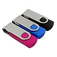 ราคาถูก อุปกรณ์คอมพิวเตอร์และแท็บเล็ต-32GB USB แฟลชไดรฟ์ ดิสก์ USB USB 2.0 พลาสติก หมุนได้
