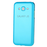 For Samsung Galaxy etui Andet Etui Bagcover Etui Helfarve Metal for Samsung J7 J5 Grand Prime Grand 2 Core Prime