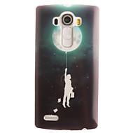 お買い得  携帯電話ケース-ケース 用途 LG G3ミニ / その他 / LG LGケース パターン バックカバー 風船 ソフト TPU のために / LG G4