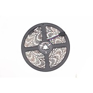 WeiXuan 5 M 300 5050 SMD Warm Wit / Wit / RGB / Rood / Blauw / Groen / RozeWaterdicht / Knipbaar / Dimbaar / Zelfklevend /