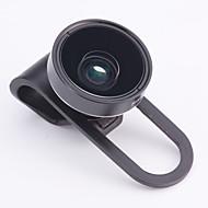 Skina cp-16 160 ° fish eye (niet donker hoekje) zwart / wit