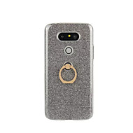 Για Θήκη LG Βάση δαχτυλιδιών tok Πίσω Κάλυμμα tok Λάμψη γκλίτερ Σκληρή TPU LG LG G5 / LG G4