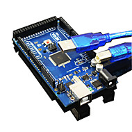 Mega 2560 R3 ATmega2560-16AU board ontwikkelboard voor Arduino