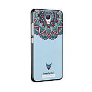 お買い得  携帯電話ケース-ケース 用途 Xiaomi Miケース パターン バックカバー フラワー ソフト シリコーン のために