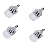 voordelige LED-bollampen-1300 lm E26/E27 LED-bollampen A60 (A19) 24 leds SMD 5630 Decoratief Koel wit AC 220-240V