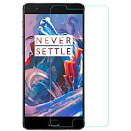 Gehard Glas Explosieveilige / Ultra dun / High-Definition (HD) / Ultrahelder / 9H-hardheid / Spiegel Voorkant screenprotectorAnti-blauw