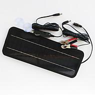 preiswerte LED Solarleuchten-zdm ® 4,5 watt 12 v auto ladegerät netzteil ausgang monokristallines silizium solarpanel batterie freies batterie (dc12-18v)
