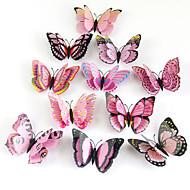 voordelige -Dieren Muurstickers 3D Muurstickers Decoratieve Muurstickers Materiaal Verstelbaar Huisdecoratie Muursticker