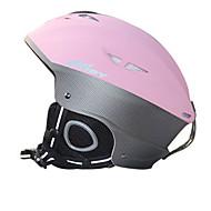 Sisak Uniszex Ultra könnyű (UL) Sportok Sport Helmet Snow Helmet CE EN 1077 Télisportok Sí