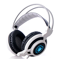 Sades Magic Feather Kopfhörer (Kopfband)ForMedia Player/Tablet PC / ComputerWithMit Mikrofon / DJ / Lautstärkeregler / FM-Radio / Spielen